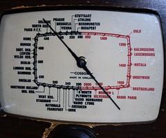 Geography lesson (Harry McGregor) Tags: radio wireless museum antique newtonmore highland folk scotland nikon d3300 highlandfolkmuseum 8 july 2017 harrymcgregor