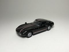 Toyota 2000 GT (king_joe007) Tags: 164 diecast hotwheels toyota 2000 gt wheelswap disc wheels matchbox