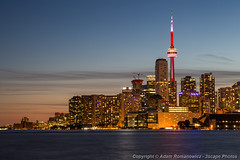 Toronto Skyline at Dusk (3scapePhotos) Tags: 3scapephotos cntower canada canadian capital hd lakeontario toronto architecture building center central cities city cityscape cityscapes coast coastal color contemporary downtown dusk evening famous harbor lake lakefront landmark landscape landscapes large metro metropolis modern night ontario panorama panoramic reflection shore skyline skyscraper skyscrapers stack sunset tall urban wallart water wideangle