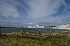 Isle of Wight - Freshwater Bay 1 (Philip Lench) Tags: isleofwight freshwaterbay hampshire whitecliffs seascape seaside seaview