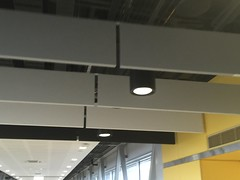 Melbourne Airport Acoustic Baffles sontext