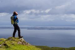 Bain de soleil - Old Man of Storr, Isle of Skye (Arnaud Gremillon) Tags: soleil sun paysage landscape scotland ecosse skye old man storr
