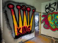 E-M1MarkII-13. Juli 2017-14-41-36 (spline_splinson) Tags: consonno graffiti graffitiart graffity italien italy lostplace losttown ruin ruinen ruins lombardia it