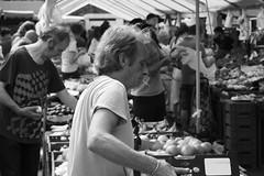 At Work (Ren-s) Tags: streetphotography street rue photographiederue noirblanc noiretblanc nb blanc black blackandwhite blackwhite man homme market foodmarket marché working travail cigarette cigaret urban urbain city ville downtown new belgium belgique bruxelles brussels europe bokeh bnw bw smoking fumer