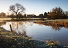Thaw (apriorphoto) Tags: december thames landscape winter mist frost gloucestershire canon cold morning 2014 uk lechlade sunrise lechladeonthames andyprior lastonestanding river