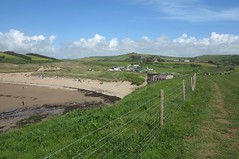 bantham42 (West Country Views) Tags: bantham sand devon scenery