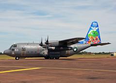 153 Lockheed C-130E Hercules Pakistan Air Force (Keith B Pics) Tags: 153 c130e hercules paf153 lockheed keithbpics ffd riat fairford airtattoo 664312 imperialiranianairforce 5111 5106 6thsquadron peacetogether firstinlastout pakistanairforce