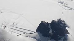 Sphinx observatory at Jungfrau Switzerland (roli_b) Tags: sphinx observatory sternwarte wetter beobachtung jungfrau joch switzerland schweiz suisse suiza svizzera aerial view luftbild panorama ski skipiste piste mountain mountains berg berge swiss alps schweizer alpen alpi bernese oberland berner berneroberland montañas snow topped glacier gletscher glaciar schnee bedeckt schneebedeckt snowtopped landscape landschaft nature travel touristic turismo reisen tourismus july 2017 skilift