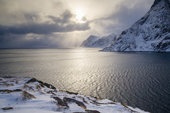 _DSC9493.jpg (Marek Stefunko) Tags: arctic austvagoy nordland winter nature lofoten scandinavia destination snow fjord scenery nordic travel ocean sea norwegian north scenic island outdoors norway landscape europe mountains mountain