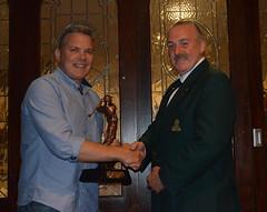 Mr Martin Campbells Captains Day Mens Winner