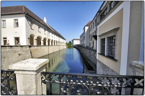 Kloster Kremsmünster - Wassergraben