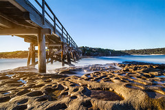 La Perouse NSW (djshanu) Tags: laperouse la perouse nsw sydney landscape australia bridge perspective longexposure wideangle ndfilter sunset lovelymotherearth