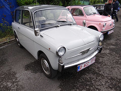 Autobianchi Bianchina Panoramica (Jack 1954) Tags: classiccar old car ancêtre voiture collection ure