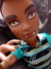 Clawd (You_Are_Not_Alone) Tags: monsterhigh polishdolls monsterboys man boys boy manster sister photobymysister dolls mansters clawdwolf wolf werewolf packtrouble doll