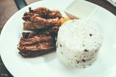 Lechon Kawali (Daniel Y. Go) Tags: fuji fujix100f x100f philippines lechonkawali pork food coffeeempire