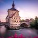 Bis+die+Wolken+wieder+lila+sind...+-+Old+Town+Hall+Bamberg