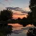 Sunset at Flatford 2