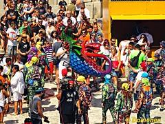 Fiesta Mayor (Domènec Ventosa Pascual) Tags: fiesta vilanova diversión cultura baile bailes vacaciones verano turismo dragones fuego barcelona cabezudos demonios fiestas