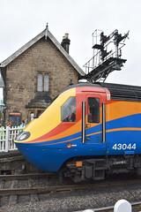 2017-07-15 EM 43044 (0630 Derby-Pickering 'Pickering Paxman' charter) Grosmont 4 (John Carter 1962) Tags: trains rail railways nymr hst 125 eastmidlandstrains railtour pickeringpaxman