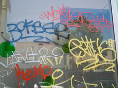 (gordon gekkoh) Tags: womer evil6 bokser vivir oakland graffiti