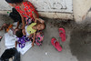 Making a living (Quade Hermann) Tags: yangon centralrailwaystation railway begging streetlife children myanmar