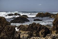 Pacific Coast Highway - California (nicklaborde) Tags: 500px sky landscape sea water beach travel coast ocean rock shore seascape tide surf seashore outdoors lumix coastal west no person california pacific gx7 lumixlounge