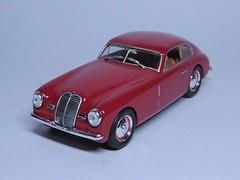 Maserati A6 1500 Pininfarina 1949 (12) (dougie.d) Tags: hachette italia italy leomodels partwork model modelauto automodel modelcar 143 scale diecast maserati pininfarina 1949 1500