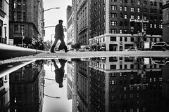 |.÷..| (d26b73) Tags: street streetphotography noiretblanc urbanarte streetphoto bw monochrome blackandwhite reflection