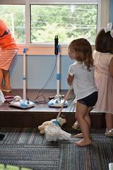 2017 July 27, Children's Museum of the Shoals w/ Ava Grace Nikon D7200 (King Kong 911) Tags: barn3 blocks building children1 fun kids microphone museum music playing singing1 water