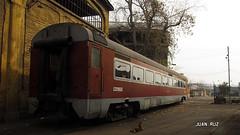 L.H.B. Z-156 (Juan Ruz N.) Tags: maestranza trenes coches salon lhb chile ferrocarriles del estado 1955 linke hofmann