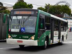 5 2230 Via Sul Transportes Urbanos (busManíaCo) Tags: busmaníaco ônibus bus buses caioinduscar induscar caio millennium ii mercedesbenz o500m via sul transportes urbanos