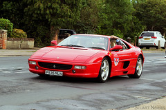 Ferrari 355 Berlinetta (stu norris) Tags: ferrari 355 berlinetta ferrari355berlinetta colchester essex lancasterferraricolchester supercar