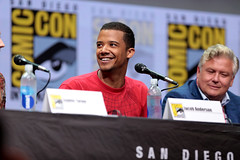 Jacob Anderson & Conleth Hill (Gage Skidmore) Tags: jacob anderson conleth hill game thrones hbo san diego comic con international 2017 convention center california