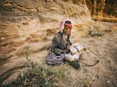 the musician (yan08865) Tags: jordan beduin music landcapes sand musician outdoor rocks storm desert pavlis earth