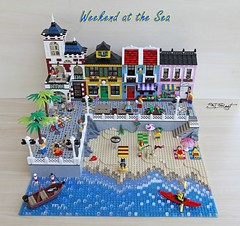 Weekend at the Sea