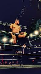 IPW:UK Supershow 10 (Haskett1988) Tags: ipwuk supershow rochester kent england wrestling wrestler wrestlers sport sports athlete athletes sammy smooth sammysmooth