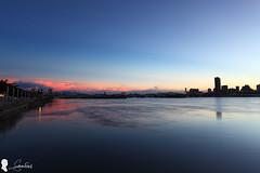 2017-07-21-大稻埕碼頭日落霞光 (Steven Weng) Tags: 大稻埕碼頭 日落 霞光 sunset canon taipei taiwan 台灣 台北 sky ef1740