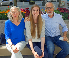 kathy julie and nick seattle (KathyKnorr - Santa Fe - New Mexico) Tags: family seattle julie chris nick