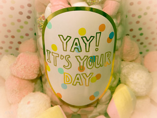 Yay! It's your day!