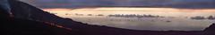 Panoramique vers l'Océan Indien