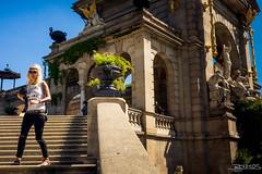 20160418-104710-Barcelona (jramosgsa) Tags: outdoors women city architecture people urbanscene famousplace statue europe tourism travel cultures tourist sky monument street traveldestinations ciudadela barcelona