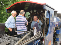 252 | steam engine – Broomhill station (Mark & Naomi Iliff) Tags: broomhill strathspeyrailway railway preserved heritage railroad steam engine locomotive 828 caledonianrailway class812 060 1899 kettle