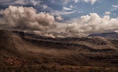 eons of change... (Alvin Harp) Tags: sonyilce9 fe2470mmf28gm july 2017 virginrivergorge arizona cumulusclouds cloudsstormssunsetssunrises desertmountains desert naturesbeauty alvinharp