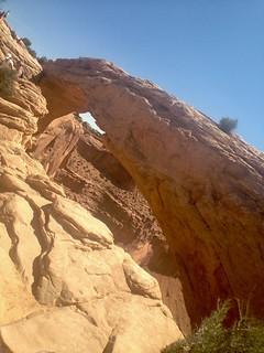 Angled Mesa Arch