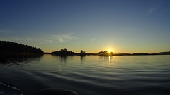 Lake Kukkia - Sunrise (talaakso) Tags: auringonnousu finland finnishlake kukkia pirkanmaa soluppgång sunrise terolaakso glow hehku järvimaisema lakelandscape luopioinen pälkäne talaakso fi sonyfdrx1000v creativecommons attribution