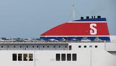 17 07 30 Stena Horizon Rosslare (1) (pghcork) Tags: stenaline stenaeurope stenahorizon rosslare wexford ireland ferry