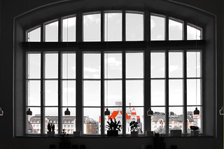 Window with a view - Helsinki