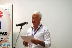 Luís Montenegro em Paços de Ferreira
