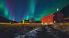 Northern Lights Arctic Circle (Valter Patrial) Tags: noruega fiordes aurora boreal circulo polar ártico luz expedições fotográficas norway fjords northern lights arctic circle light houses photographic expeditions