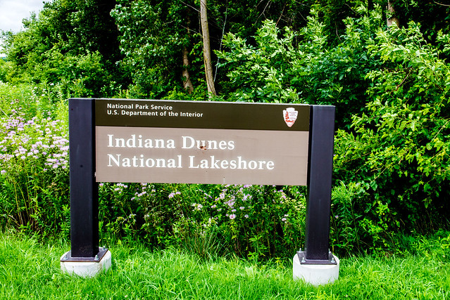Indiana Dunes National Lakeshore - July 24, 2017